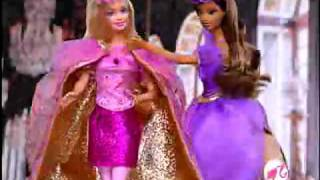 2009 Barbie and The Three Musketeers Corinne Doll Commercial