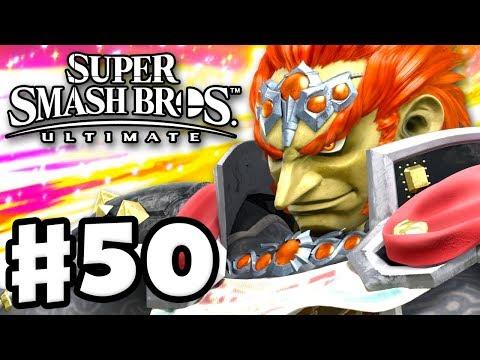 Ganondorf! - Super Smash Bros Ultimate - Gameplay Walkthrough Part 50 (Nintendo Switch) thumbnail