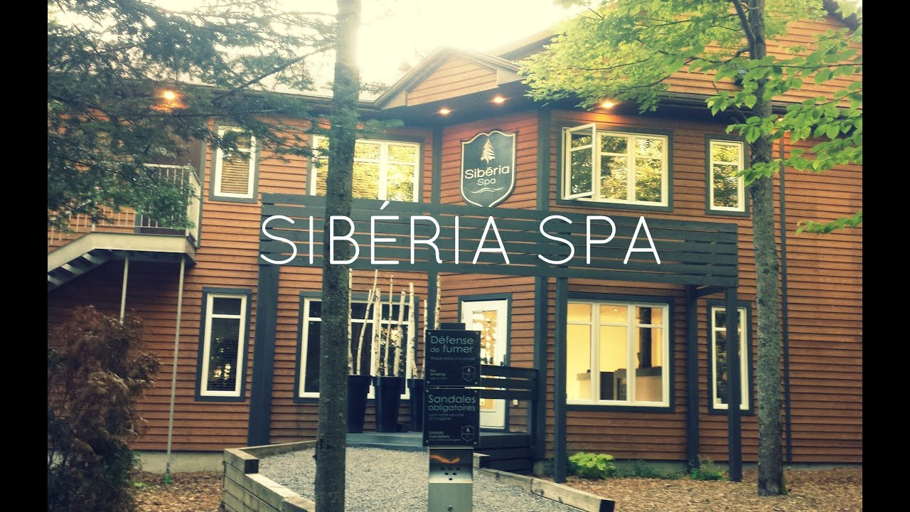 Siberia Salon SibÉria Spa Youtube