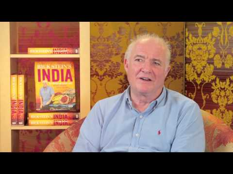 Booktopia TV with John Purcell: Rick Stein chats about his new cookbook India