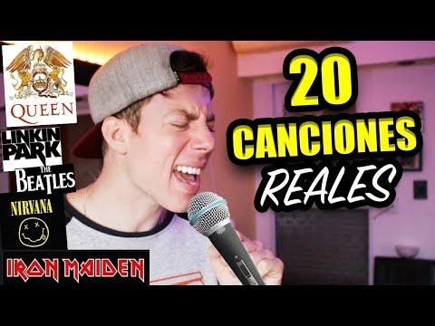 TAG DE LAS 20 CANCIONES / Lucas Castel
