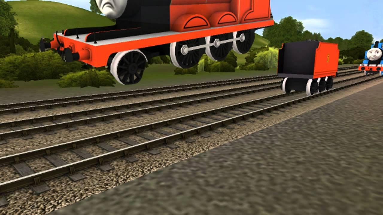 Thomas & The Breakdown Train (HD) - YouTube