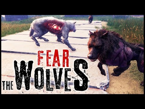 Fear The Wolves - THIS GAME IS INSANE! New Unique Battle Royale Game (Fear The Wolves Gameplay)