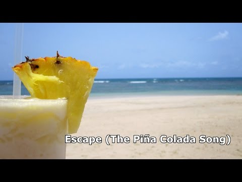 Rupert Holmes - Escape The Piña Colada Song Lyrics