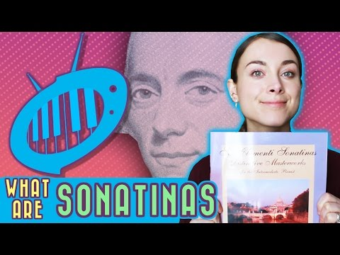 What is a Sonatina? A Brief Tour of the Form