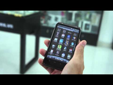 Tinhte.vn - HTC Desire HD