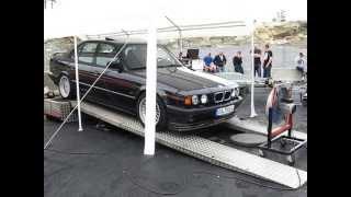 Скачать BMW Alpina B10 E34 4 6 Dyno Sounds Amazing