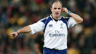 Rugby Championship massive drop in Yellow Cards