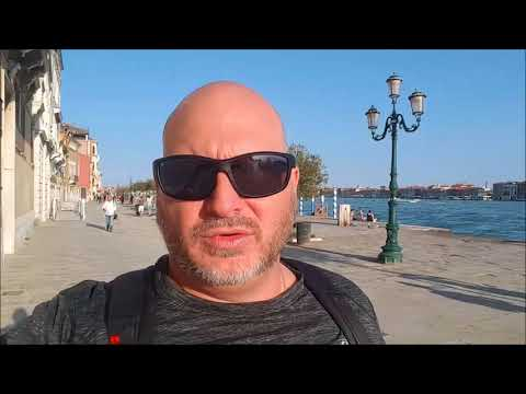 VENICE, ITALY!!! Exploring with Backpacker Mike
