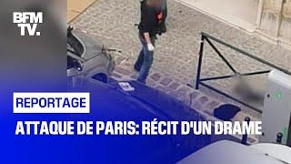 Attaque de Paris: récit d'un drame