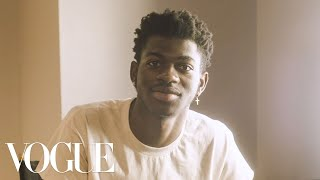 Lil Nas X Gets Ready For The Vmas Vogue MP3