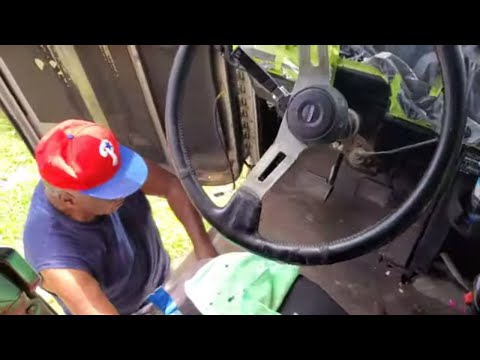 FREIGHTLINER CLASSIC XL REBUILD PROJECT! EPISODE 3! 75 Year Old UNCLE JUNE SAVES THE DAY!