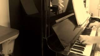 Serge Gainsbourg - La Noyée - Piano Cover (Adaptation Pascal Mencarelli)