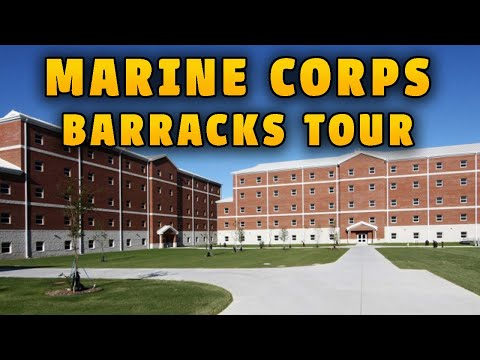 U.S. Marine Barracks