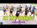AT MY WORST - Pink Sweat$ | DJ Reynald Remix| Dance Fitness | By teambaklosh