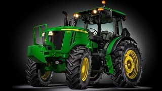 Introducing the New John Deere 6E Series Utility Tractors