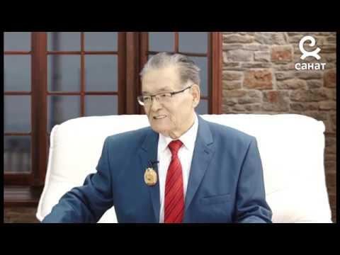 Оморбай Нарбеков интервью телеканалу Санат ТВ