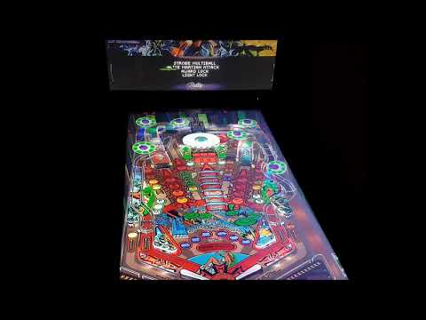 Ghostbusters LE Visual Pinball X in 4 K VPX Table