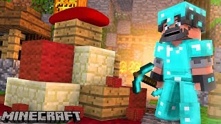 DUMBEST BED DEFENSE EVER!?!?! | Minecraft Bed Wars