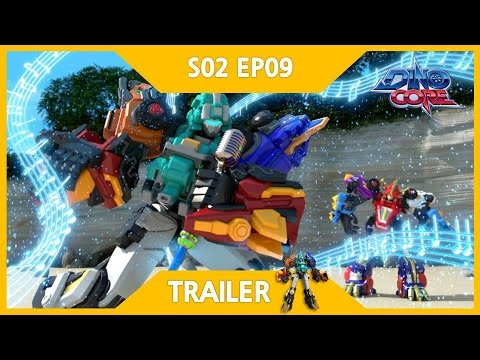 [DinoCore] Trailer | Dino Star Contest | Galaxy Stone | Robot Animation | Season 2 EP09