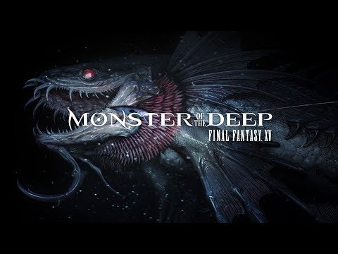 MONSTER OF THE DEEP: FINAL FANTASY XV (PSVR) Announcement Trailer