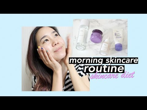 🌵My Updated Morning Routine: Skincare Diet☀️