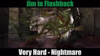 Jim in Flashback (Very Hard | Nightmare)* - Resident Evil Outbreak: File #2
