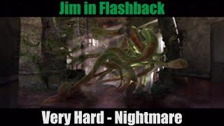 Jim in Flashback (Very Hard | Nightmare)* - Resident Evil Outbreak: File #2