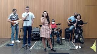 Momento de Louvor  Culto de Celebração IPBCruzeiro 30/08/2020