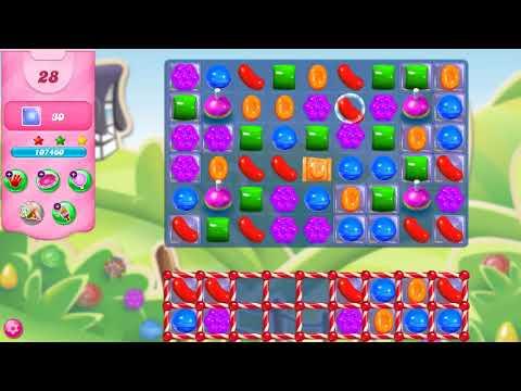 Candy Crush Saga Level 3249 NO BOOSTERS