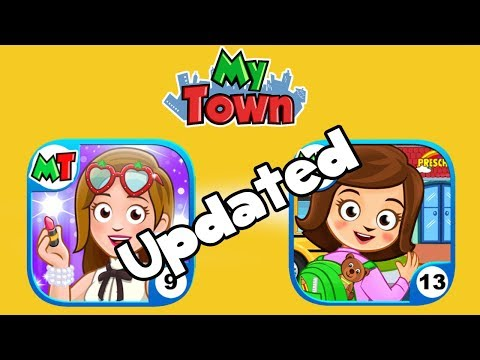 Best Update App by My Town Games Fashion and Preschool