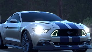 Ford Mustang из фильма Need For Speed! ► Need for Speed Payback ► Аркрайт!