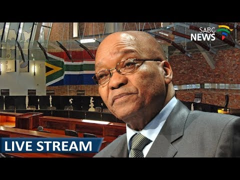 Constitutional Court rules on Zuma impeachment case