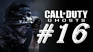 Call of Duty Ghosts 1080p HD Gameplay Walkthrough Episode 16 - LOKI - Fighting In Space