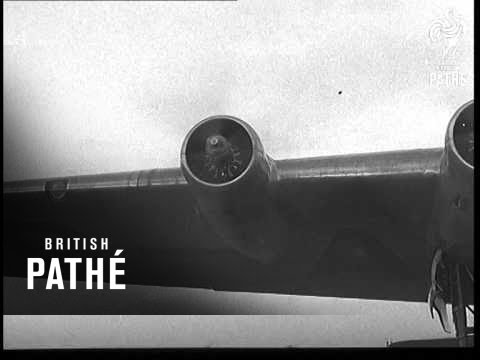 New Airliner - Croydon (1938)