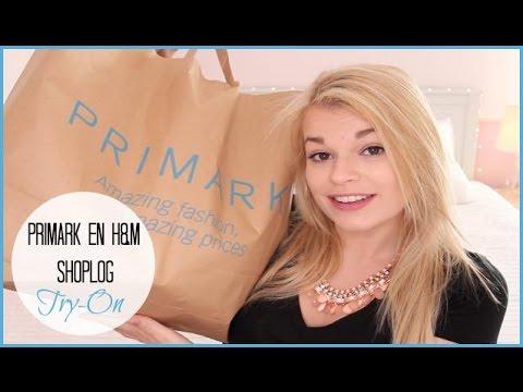 Shoplog Primark en H&M - Try On |...