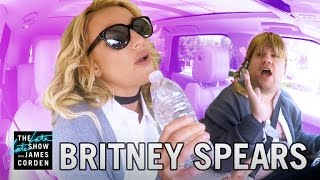 Britney Spears Carpool Karaoke by : The Late Late Show with James Corden
