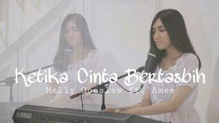 Nadia Alifazuhri Ketika Cinta Bertasbih by Melly Goeslaw ft Amee