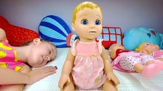 Забавные истории про малышей и Машу