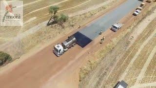 فيديو لكيفية رصف الطرق في استراليا يحصد 14 مليون مشاهدة