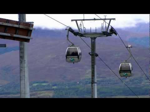 Nevis Range Ski Lift - Scotland