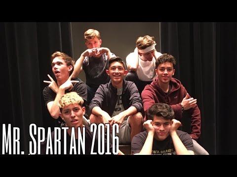 Mr. Spartan 2016 - Vista Grande High School