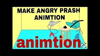 1omegaknight Live Stream: How to make video like angry prash  angry prash animation part 2
