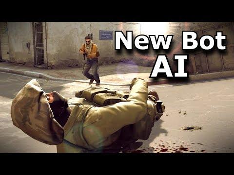 New Bot AI In CS:GO