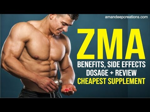 ZMA Supplement – Health Benefits, Side Effects + Review