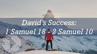 European Leadership Forum '18 - David's Success - Peter J Williams - Talk 2