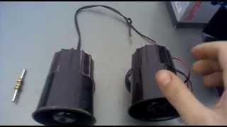 Установка громкоговорителя (в народе кряколки) подготовка(, 2013-04-07T12:45:18.000Z)