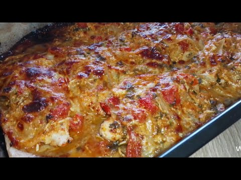 poulet-au-four-recette-facile-et-rapide-idée-repas-déjeuner-ou-dîner