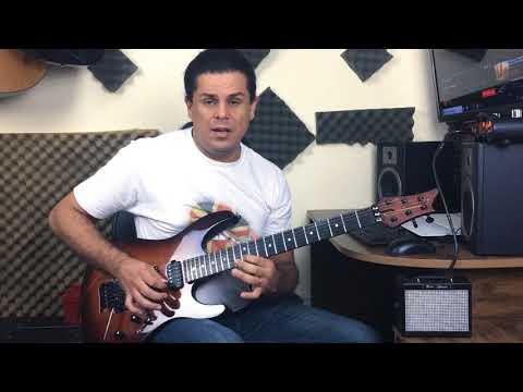 Frases/licks que todo guitarrista deve saber (iniciante) - Ricardo Garcia