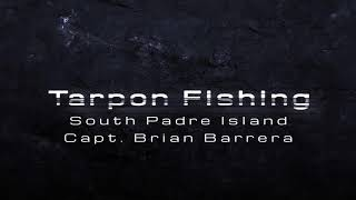 Huge Tarpon with Capt Brian Barrera!